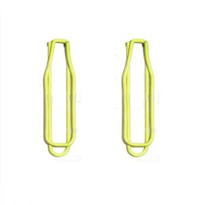 bottle shaped paper clips, promotional gifts, cute stationery -2