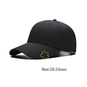 brim clips in flower shape, flower hat clips, cap clips