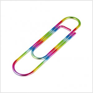 jumbo paper clips in 4 Inches, giant large paper clips