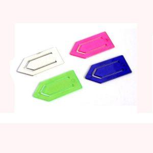 plastic paper clips