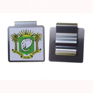 stainless steel paper clips, printed promotional paper clips
