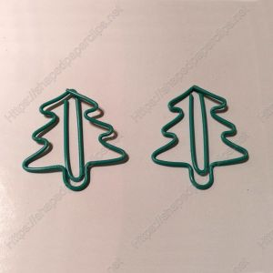 Tree Paper Clips | Plant Paper Clips | Christmas Gifts (1 dozen/lot,44*39 mm)