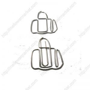 Handbag Shaped Paper Clips | Houseware | Promotional Gifts (1 dozen/lot)