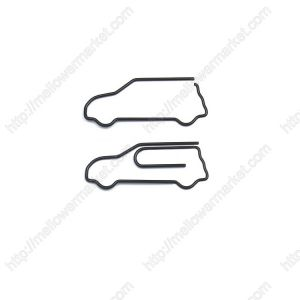 Jeep Shaped Paper Clips | Vehicle | Creative Stationery (1 dozen/lot)