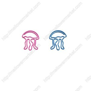 Jellyfish Paper Clips | Fish Paper Clips | Creative Bookmarks (1 dozen/lot)
