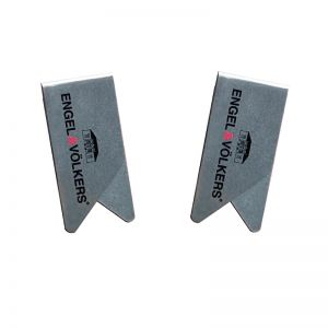 stainless steel paper clips, printed metal paper clips