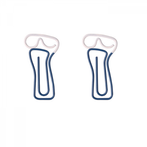 women's tights shaped paper clips, clothes paper clips