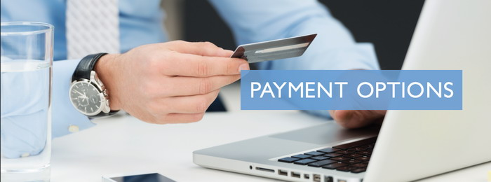 payment options for shaped paper clips