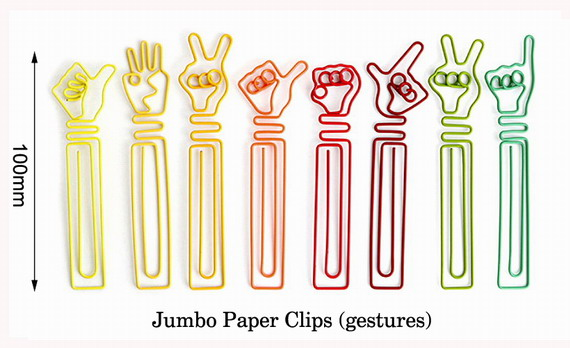 4 inch paper clips, giant paper clips, jumbo paper clips