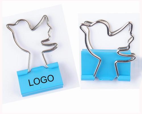 office metal binder clips